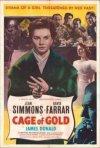 La gabbia d'oro: la locandina del film