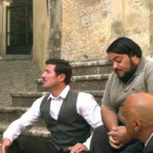 La moglie del sarto: Ernesto Mahieux e Pino Torcasio in una scena