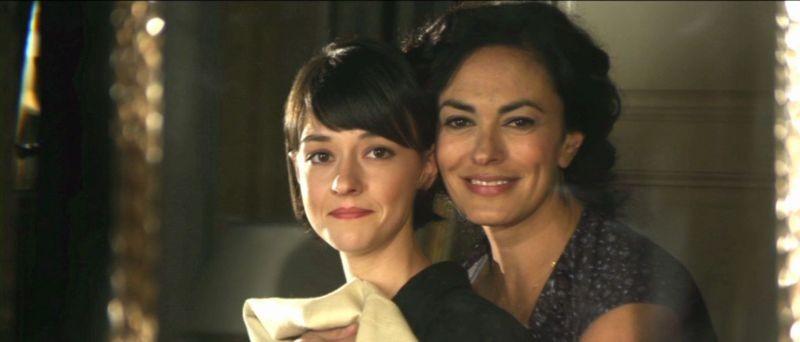 La Moglie Del Sarto Maria Grazia Cucinotta Insieme A Marta Gastini In Una Scena Del Film 291073