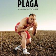 La plaga: la locandina del film