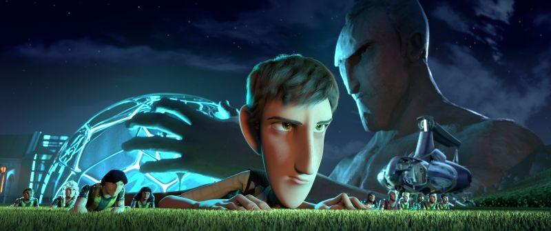 Metegol Una Scena Tratta Dal Film D Animazione 291103
