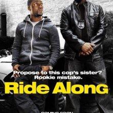 Ride Along: la nuova locandina del film