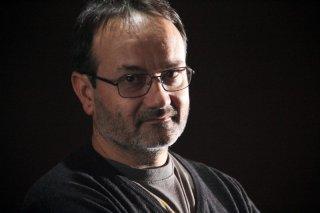 Se chiudo gli occhi non sono più qui: il regista del film Vittorio Moroni in una foto promozionale