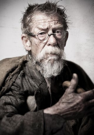 Snowpiercer: John Hurt è Gilliam