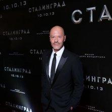 Stalingrad 3D: il regista del film Fedor Bondarchuk in una fotro promozionale
