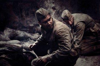 Stalingrad 3D: Pyotr Fyodorov in una scena