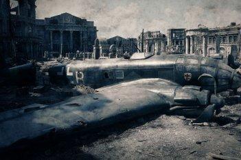 Stalingrad 3D: una scena tratta dal film