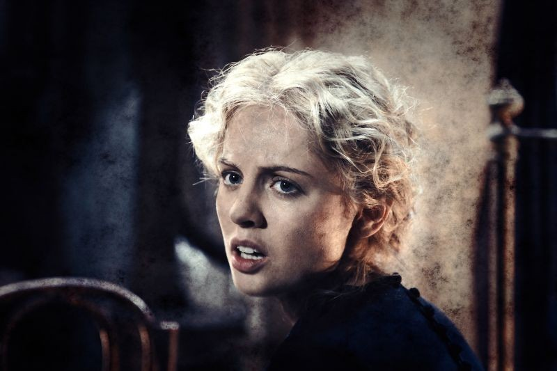 Stalingrad 3D Yanina Studilina In Una Scena Tratta Dal Film 290986
