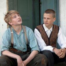 The Disciple: Erik Lönngren e Patrik Kumpulainen in un momento del film