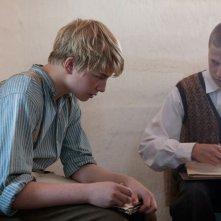 The Disciple: Erik Lönngren in una scena del film con Patrik Kumpulainen