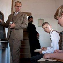 The Disciple: Erik Lönngren in una scena del film con Patrik Kumpulainen, Niklas Groundstroem e Sampo Sarkola