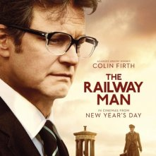The Railway Man: il character poster di Colin Firth