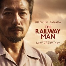 The Railway Man: il character poster di Hiroyuki Sanada