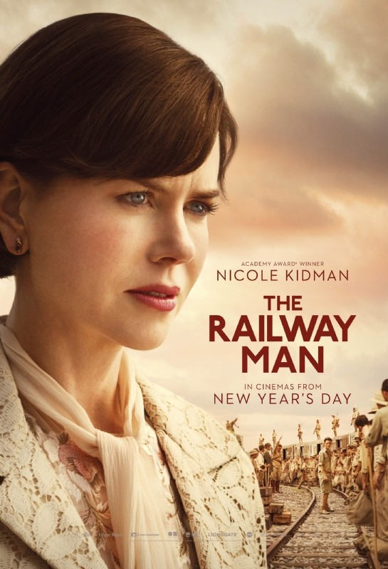 The Railway Man Il Character Poster Di Nicole Kidman 291019