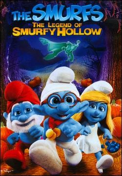 The Smurfs The Legend Of Smurfy Hollow La Locandina Del Film 291075