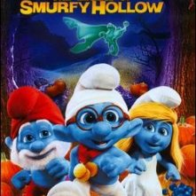 The Smurfs: The Legend of Smurfy Hollow: la locandina del film