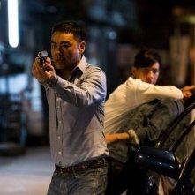 The White Storm: Sean Lau in una scena del film