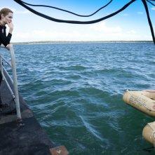 Unbroken: Angelina Jolie segue dall'alto le riprese acquatiche
