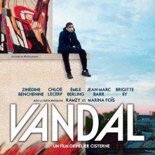 Vandal: la locandina del film