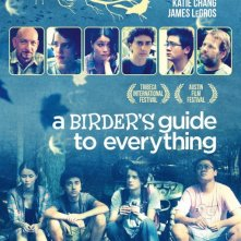 A Birder's Guide to Everything: la locandina del film