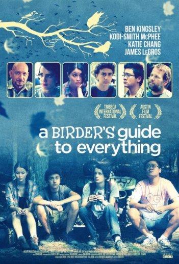 A Birder's Guide to Everything: la locandina del film