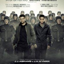 Almost Human: nuovo poster della serie Fox