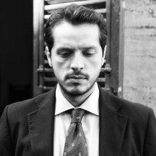 Carmelo Galati sul set del film Taglionetto