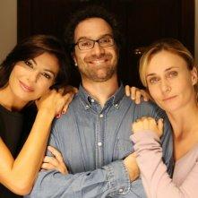 Ilaria D'Amico in un'immagine tratta dalla seconda stagione di Una mamma imperfetta