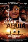 Last Flight to Abuja: la locandina del film