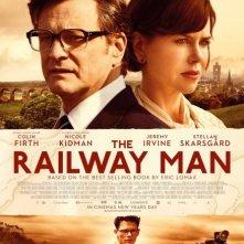 The Railway Man: la nuova locandina