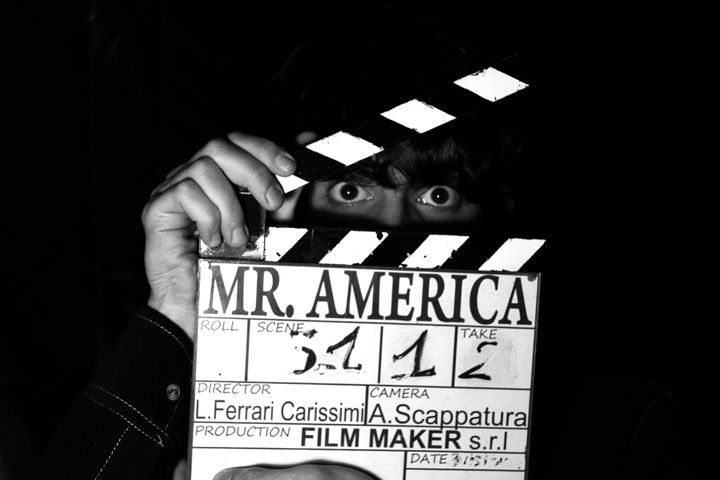 Una Immagine Dal Set Del Film Mr America 291273