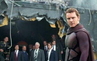 X-Men: Giorni di un futuro passato: Michael Fassbender in una scena del film