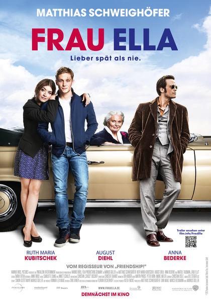 Frau Ella La Locandina Del Film 291349