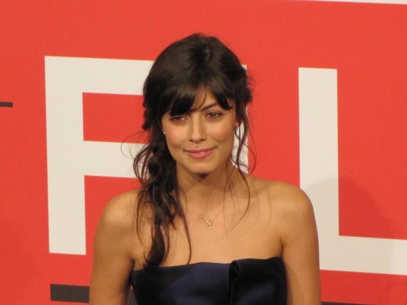 L Ultima Ruota Del Carro Alessandra Mastronardi Presenta Il Film Al Festival Di Roma 2013 291331