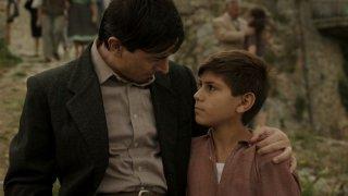 Marina: Luigi Lo Cascio in una scena del film