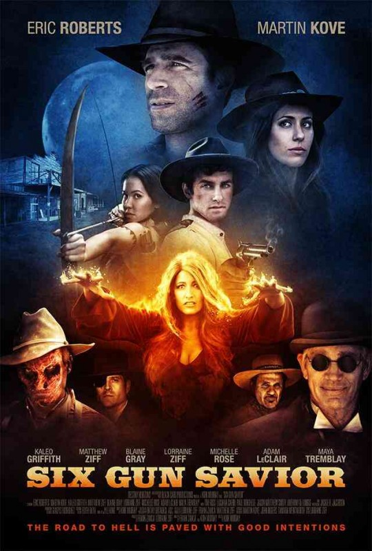 Six Gun Savior La Locandina Del Film 291355