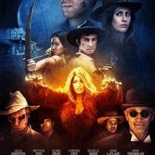 Six Gun Savior: la locandina del film