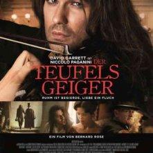 The Devil's Violinist: la locandina del film