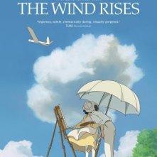 The Wind Rises: la locandina americana