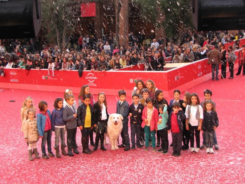 Belle Sebastien Un Red Carpet Innevato Al Festival Di Roma 2013 291449