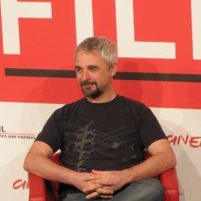 Festival di Roma 2013 - Michael Rowe presenta il suo film Manto Acuifero alla kermesse
