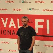 Festival di Roma 2013 - Michael Rowe presenta il suo Manto Acuifero