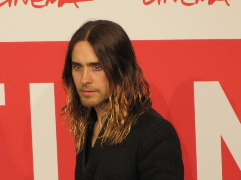 Jared Leto A Roma 2013 Presenta Il Dramma Dallas Buyers Club 291392