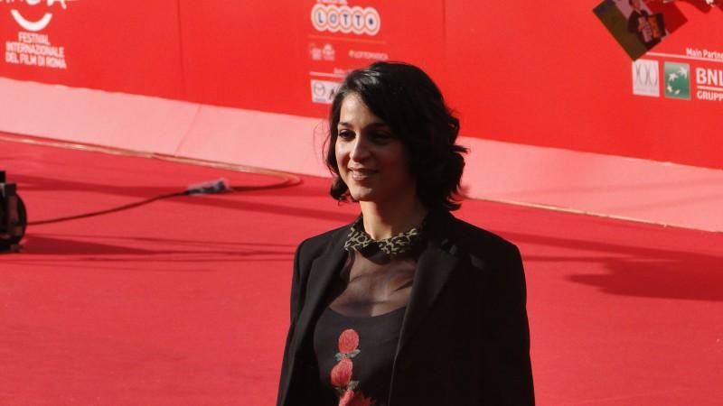 Roma 2013 Donatella Finocchiaro Sul Tappeto Rosso Per Il Film Marina 291401