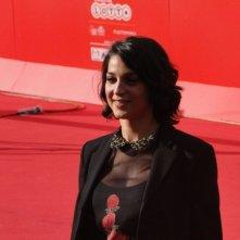 Roma 2013: Donatella Finocchiaro sul tappeto rosso per il film Marina