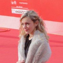 Roma 2013: Evelien Bosmans sul tappeto rosso per il film Marina