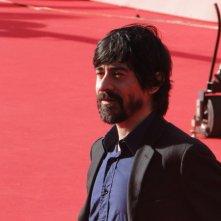 Roma 2013: Luigi Lo Cascio sul tappeto rosso per il film Marina