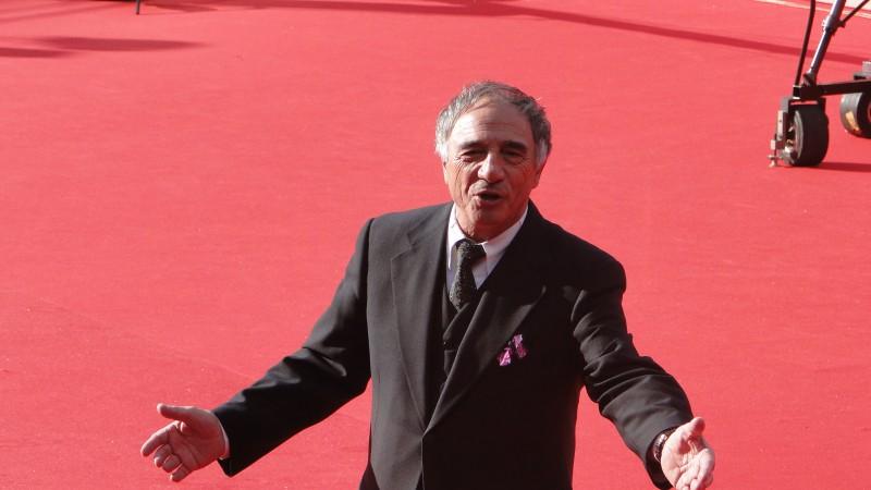 Roma 2013 Rocco Granata Sul Red Carpet Per Il Film Marina 291398