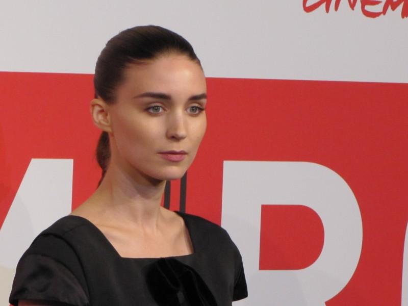 Her Al Festival Di Roma 2013 Rooney Mara Presenta Il Film 291512