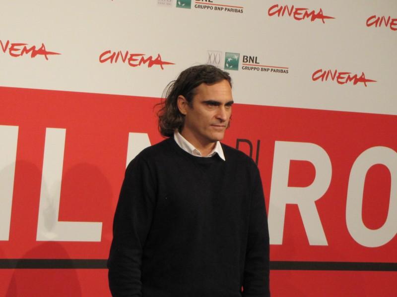 Joaquin Phoenix Presenta Her Al Festival Di Roma 2013 291506